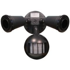 Twin Spot Sensor E27 (Black)