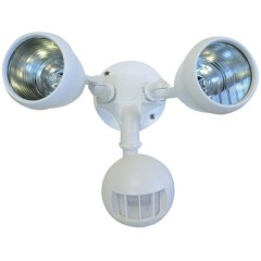 Twin Halogen Sensor G9 (White)
