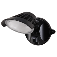 55-146 Single LED Spotlight 20W (Black)