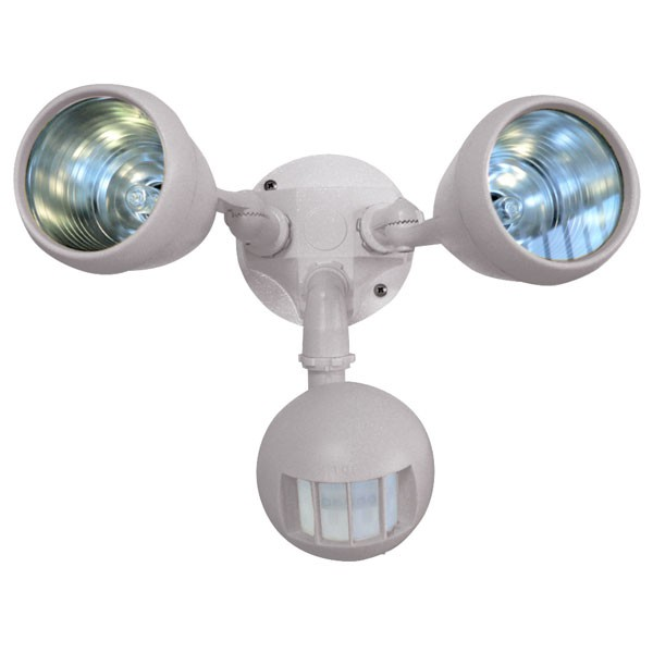 55-130 Twin Halogen Sensor G9 (Beige)